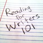 Reading For Writers 101: Character Change, part 2