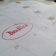 DeadlineCalendar