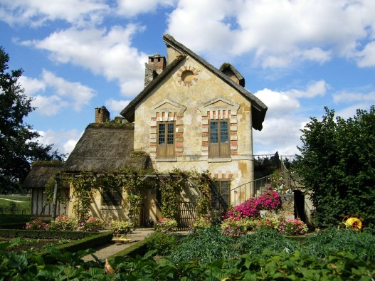 Marie Antoinette's Cottage House