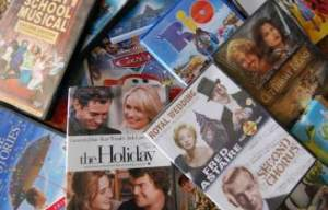 DVD covers for web