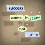 Five Attitudes Toward Success