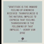 A Thanksgiving Pause
