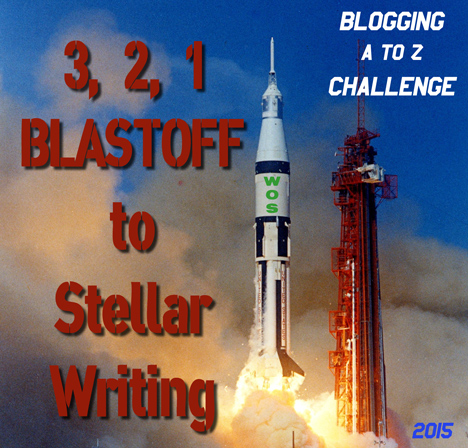 BLASTOFF to STELLAR WRITING