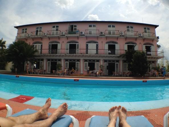 171 Los Jazmines pool