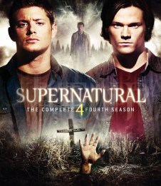 TV Supernatural poster