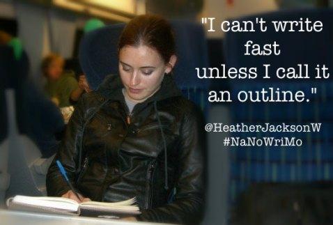 NaNo I can't write fast