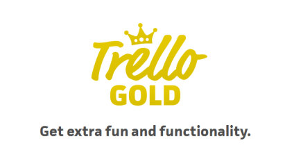 Trello gold logo