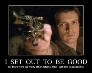 Mal From Firefly