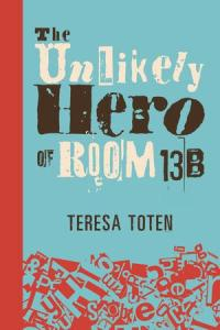 BookCover-Unlikely Hero of 13B