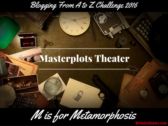 Metamorphosis Masterplots Theater-1