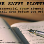 A Pre-Writing Checklist