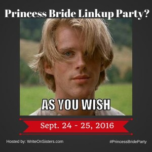 A Princess Bride Linkup Party_