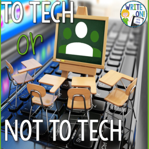 To Tech or Not to Tech . . .