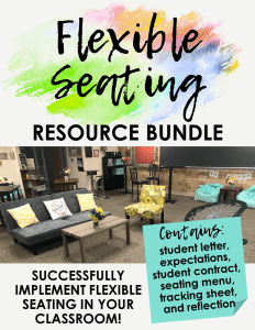 Flexible Seating Materials COVER