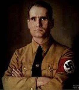Rudolf Hess. Nutter.