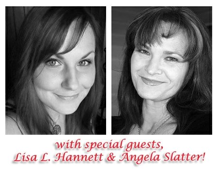 Lisa L Hannett and Angela Slatter
