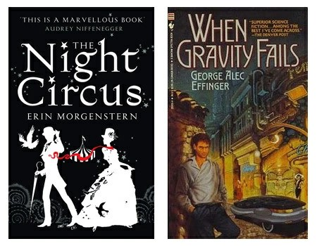 The Night Circus and When Gracity Falls