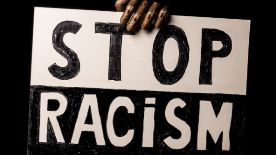 "Stop Racism. Stop ""Not All..."" Rebuttals to Racism."