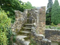Ruins and personality at Great Comp | Writer In The Garden