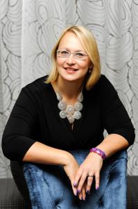author Lesley Donaldson