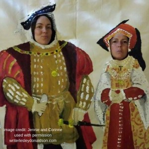 Tudor Photo Booth