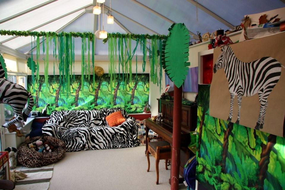 Jungle Party   writermummy