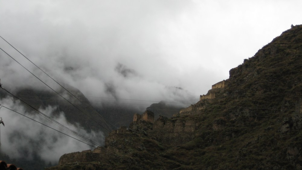 Peru Travel Blog: 28th September 2011: Inca Trek Day #1: Trails of the old 'n' chunky‏ (1/6)