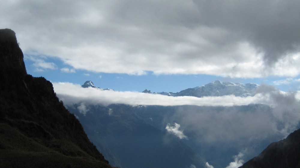 Peru Travel Blog: 30th September 2011: Inca Trek Day #3: The Last Pichu Show‏ (4/6)