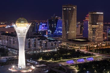 Top 10 Things To Do In Astana, Kazakhstan