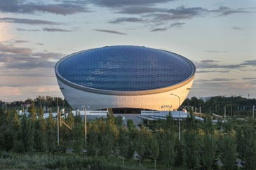 Library of the First President of kazakhstan - Things To Do In Astana, Kazakhstan