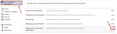 How to Delete Facebook Account Permanently Without Waiting 30 Days