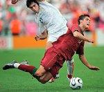 Ronaldo = cheat.