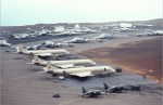 Ascension Island Falklands War, Harrier, Royal Air Force