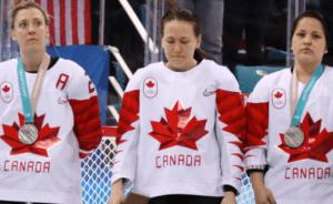 Jocelyne Larocque, Canda, Ice Hockey, Olympic