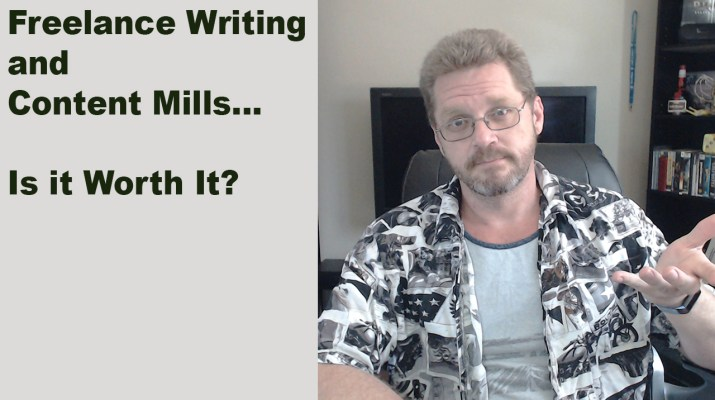 Writing for Content Mills