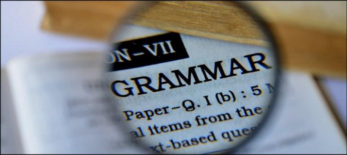 Use Grammar Tools