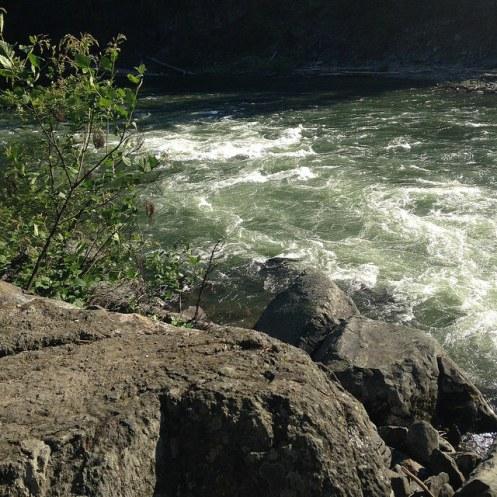 seattle to leavenworth picnic spot