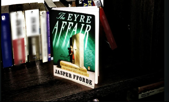 The Eyre Affair Book Review