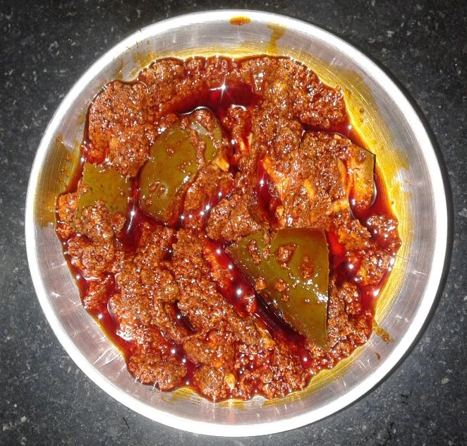avakaya mango pickle recipe