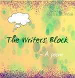 The Writers' Block – A poem