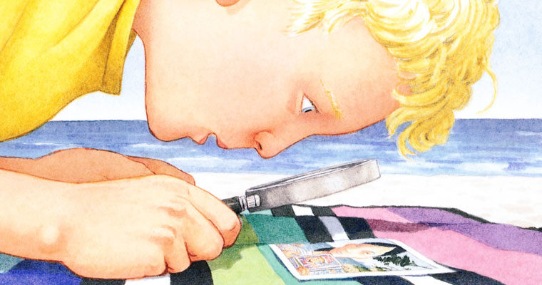 Attending the SCBWI Conference – Part 2: The Space Between the Panels: David Wiesner on Storytelling