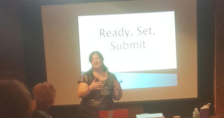 RECAP: Ready, Set, Submit with Lisa Romeo