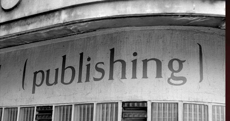 Publishing Trends and Why My Book Didn't Sell to the Big Five
