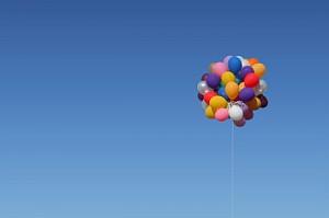 Balloons demo 1