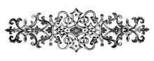 Fleuron