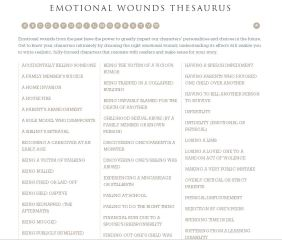 emotional-wound-thesaurus