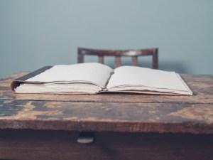 journaling writing process writing a novel series organization