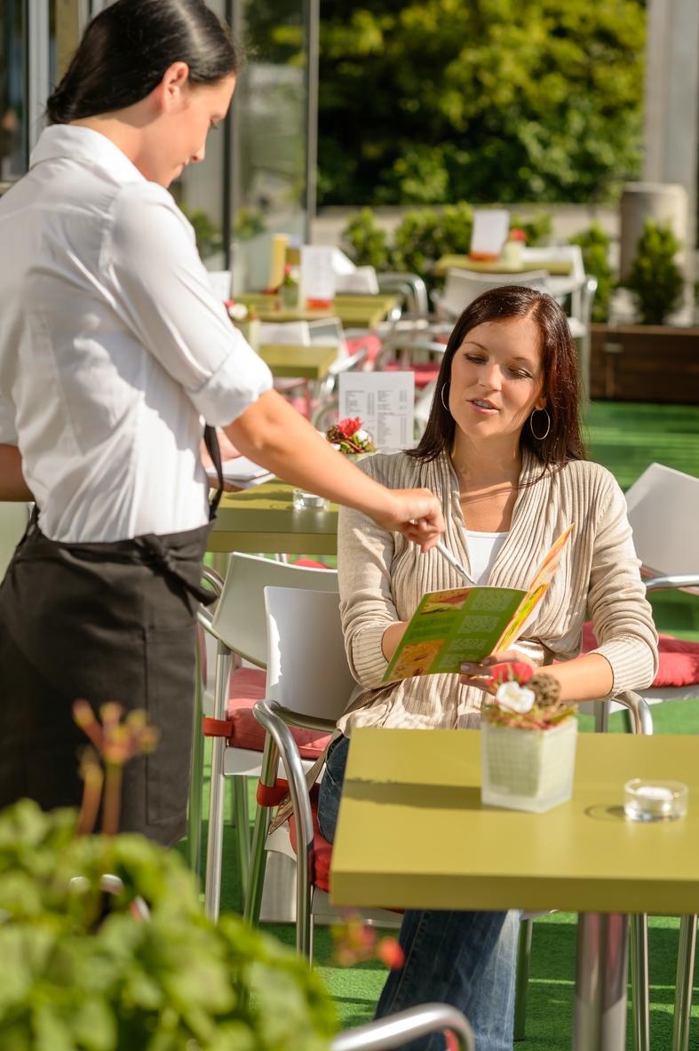 Lovely Occupation Thesaurus Restaurant Server WaiterWaitress