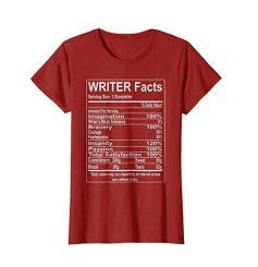 The Writing T Shirt Classics
