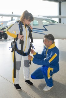 Is your characetr a skydiving instructor? Here's all the description for how this job and the personality and skills that go with it, can impact the story.